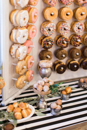 De donutmuur