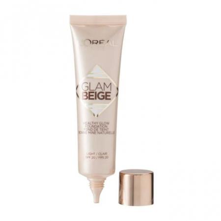 L'Oréal Paris Glam Beige Nude 20 Light Liquid Foundation