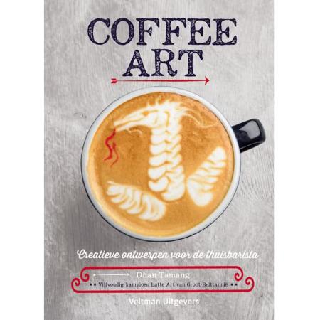 Boek 'Coffee Art'
