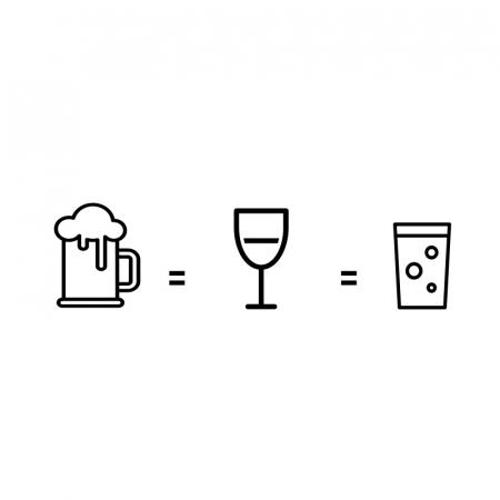Drank tijdens het eten