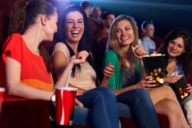 Des places de cinéma