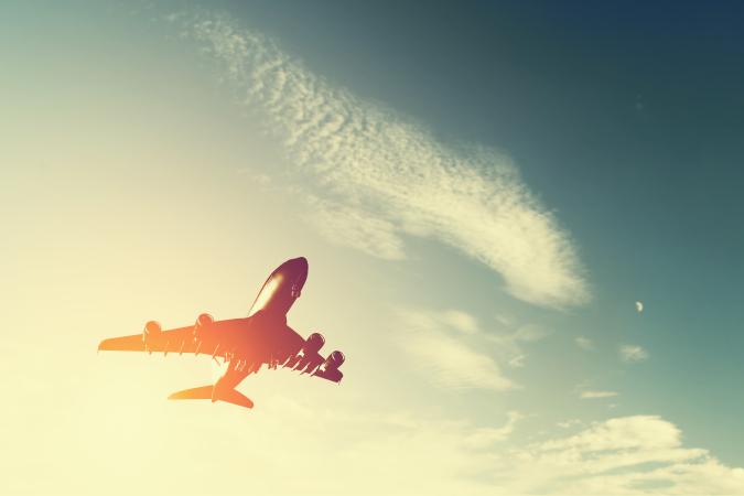 Un billet d'avion