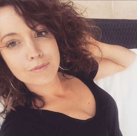 Radio-presentatrice Anke Buckinx