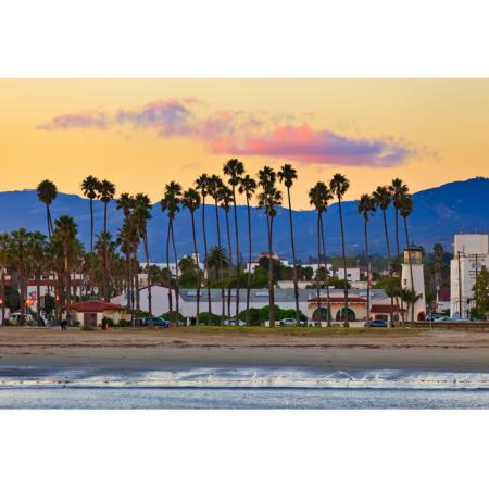 Santa Barbara, Californie