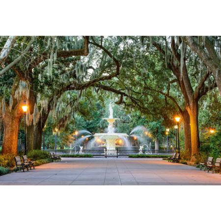 Savannah, Géorgie