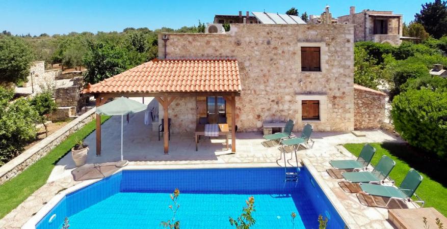 Ellotis Villas, Kreta