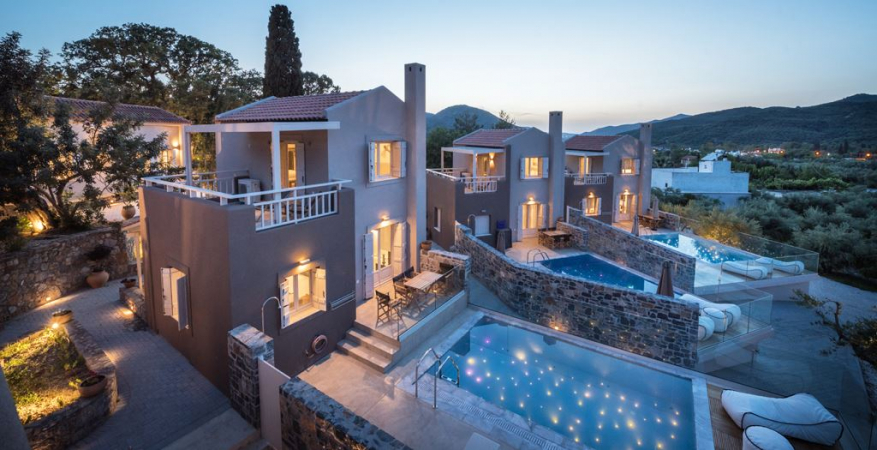 Avdou Collection Suites, Kreta