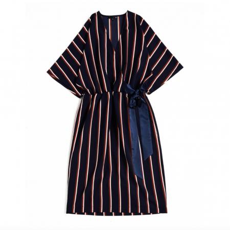 La robe de style kimono