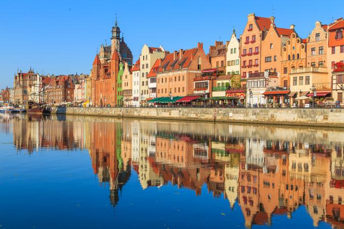 Dantzig (Gdansk) – Pologne