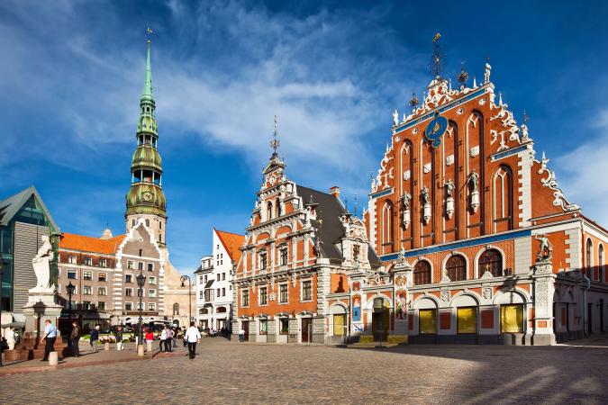 Riga – Lettonie