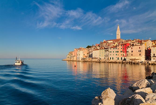 Rovinj – Croatie
