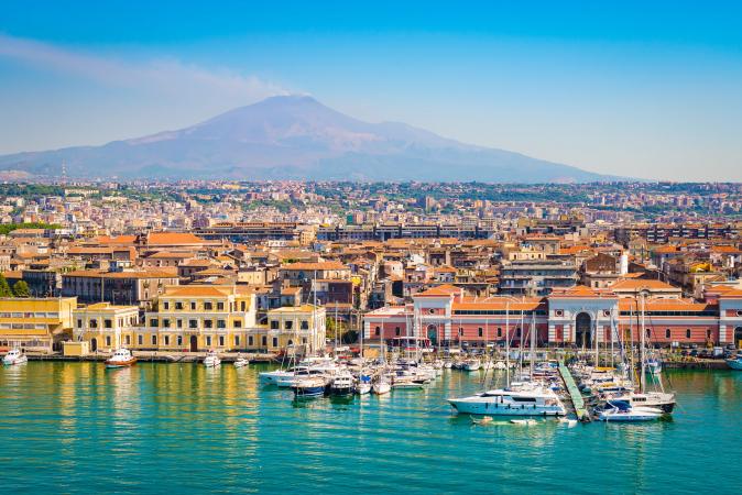 Catane – Italie