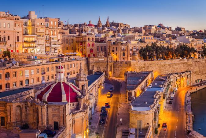 La Valette – Malte