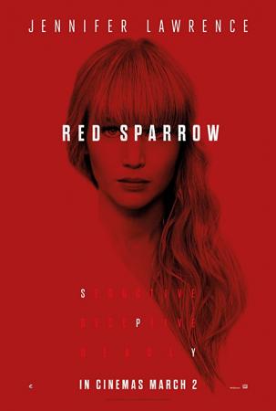 Red Sparrow (februari)