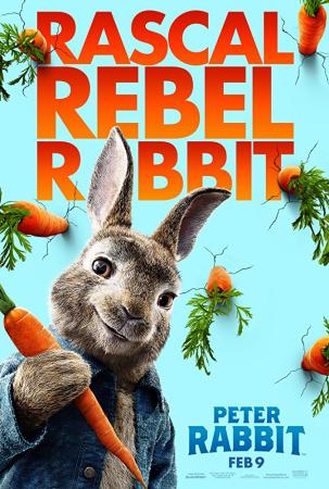 Peter Rabbit (maart)
