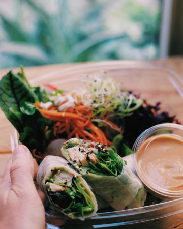 Veggie roll – Sister Bean, Mechelen
