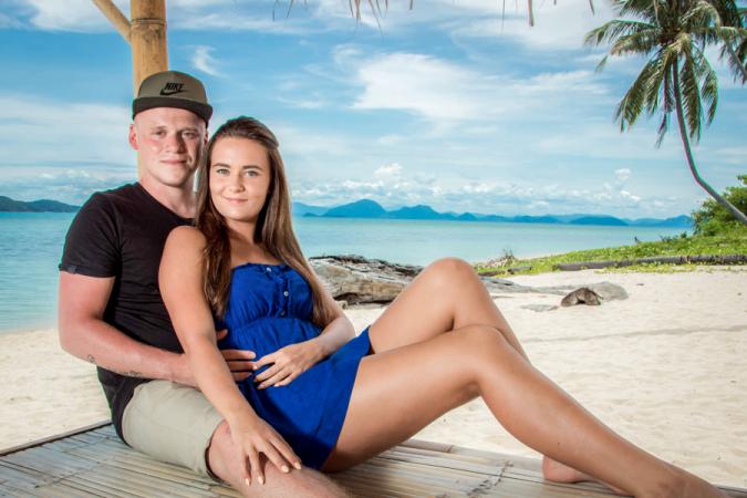 Megan (18) & Kevin (22) uit Oostende