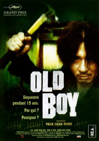 Old Boy (2004)