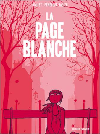 """La Page blanche"" de Pénélope Bagieu"