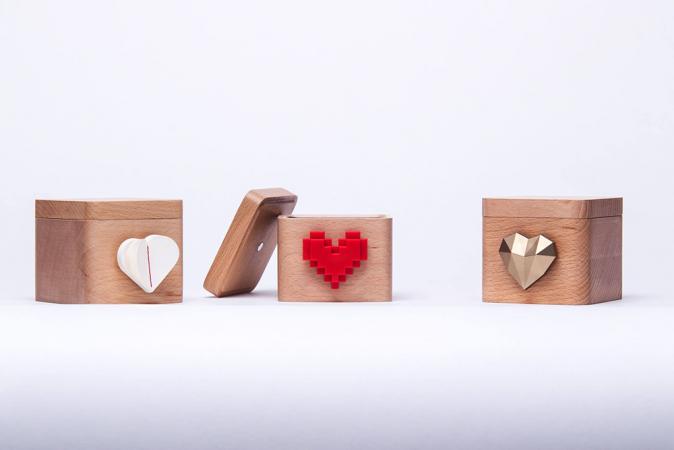 Boîte à amour connectée -LoveBox