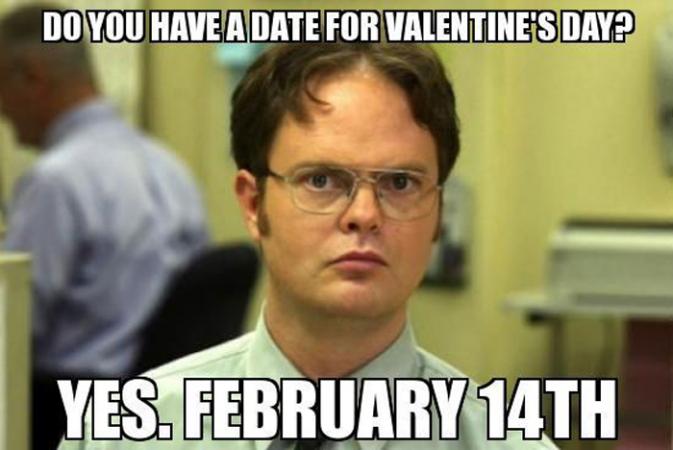 15 grappige anti-valentijnsmemes