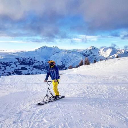 Le snowscoot
