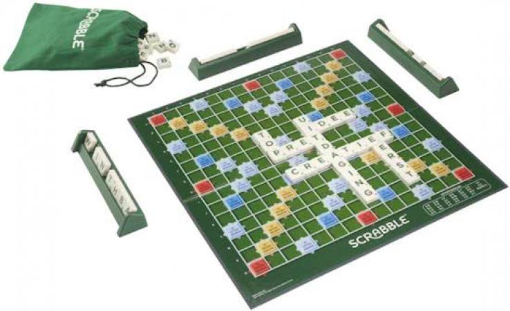 Sexy Scrabble