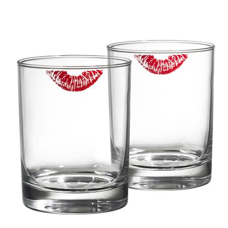 Glazen (set van 2)