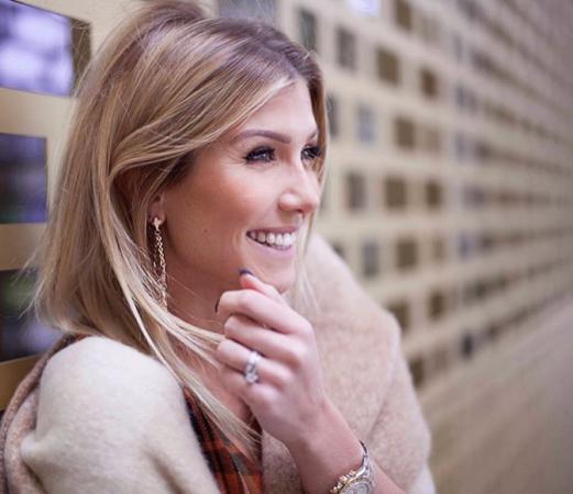 Ex-Miss België en Rode Duivel-vrouw Noémie Happart