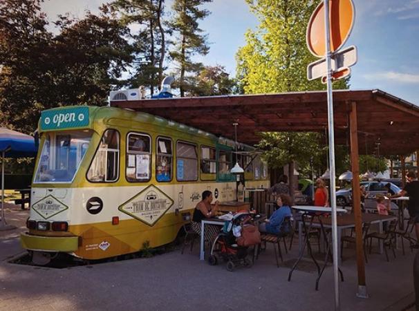 Le tram de Boitsfort – Bruxelles