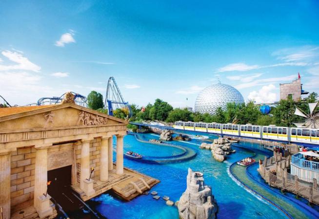Europa Park- Allemagne