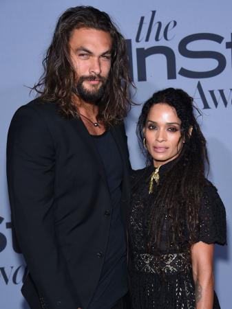Jason Momoa (39) en Lisa Bonet (51)
