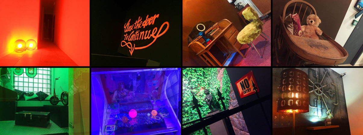 Escape the Room in 60 minutes