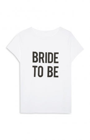 T-shirt 'Bride to Be'