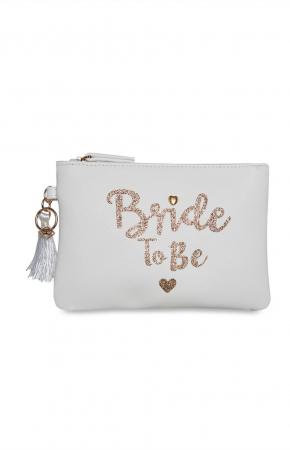 Tasje 'Bride to Be'