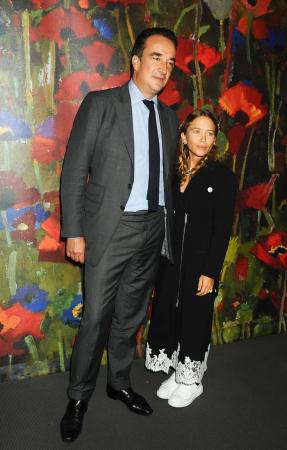 Olivier Sarkozy (48) en Mary-Kate Olsen (31)
