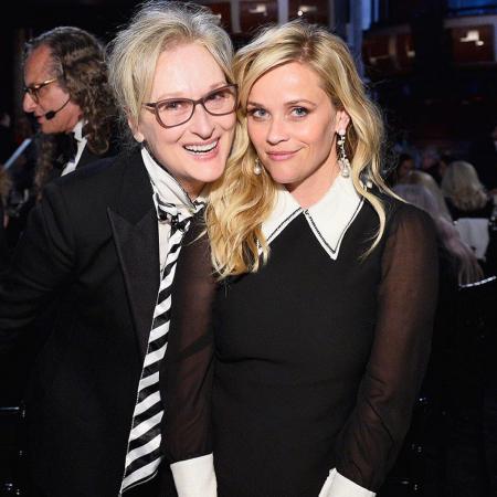 5. Meryl Streep zal de rol van Perry's moeder vertolken.