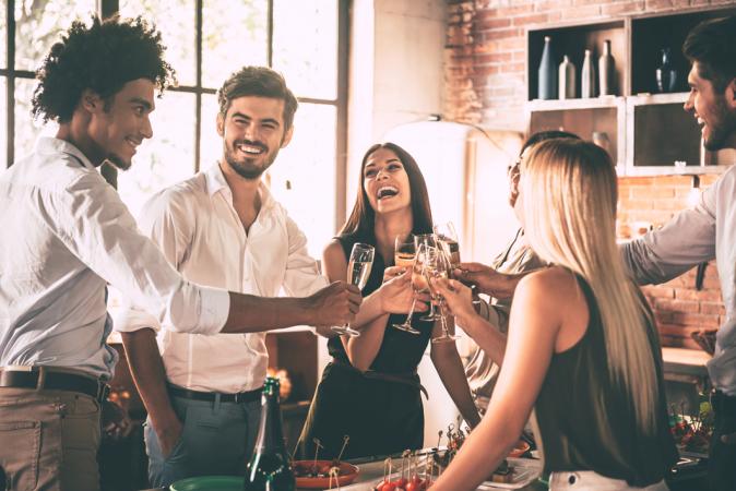 Smeed een band met je collega's en klanten