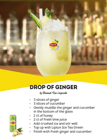 Drop of Ginger