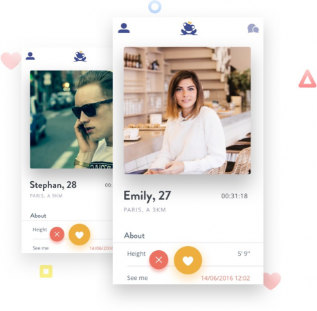 Lollipop dating app
