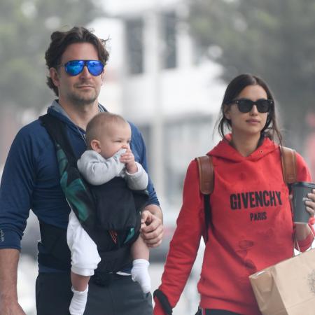 Léa de Seine, fille de Bradley Cooper et Irina Shayk