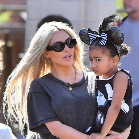 North, fille de Kim Kardashian et Kanye West