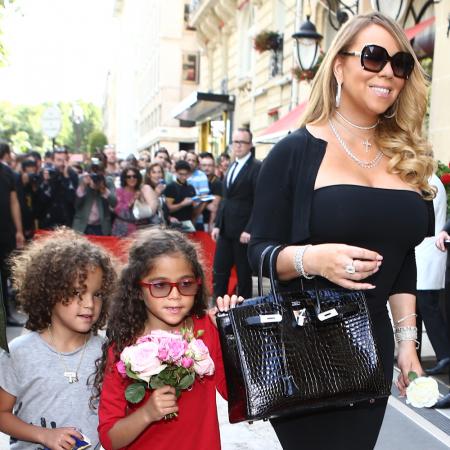 Moroccan Scott et Monroe, jumeaux de Mariah Carey et Nick Cannon