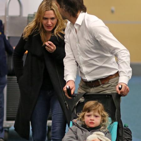 Bear Blaze, fils de Kate Winslet et Ned Rocknroll