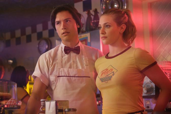 Riverdale (wekelijks een nieuwe aflevering van seizoen 2 op donderdag)