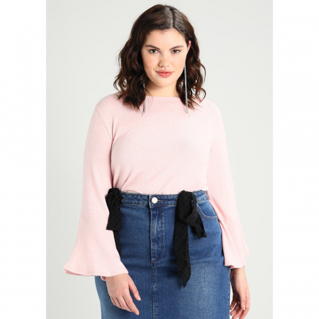 Blouse avec manches pagodes