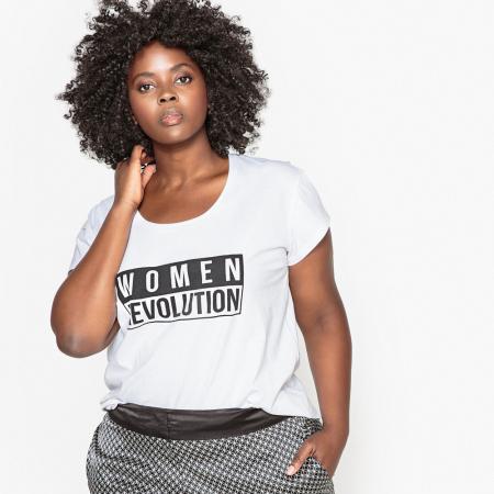 T-shirt avec col rond