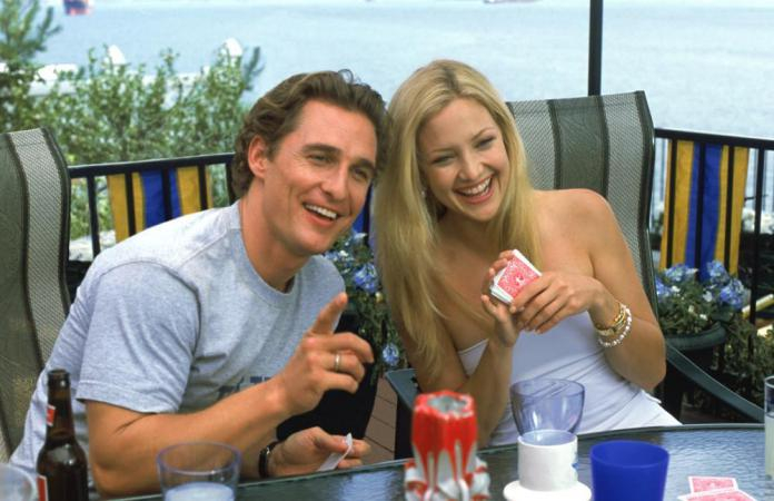 'HOW TO LOSE A GUY IN 10 DAYS': ANDIE & BEN