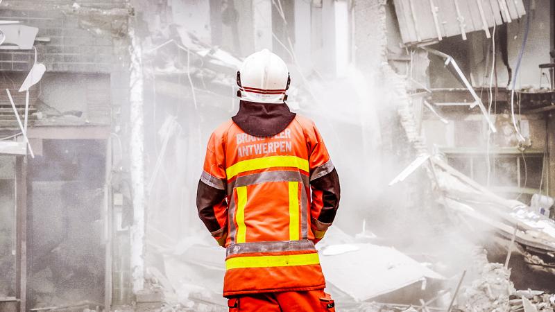 'Helden van Hier: Brandweer Antwerpen'