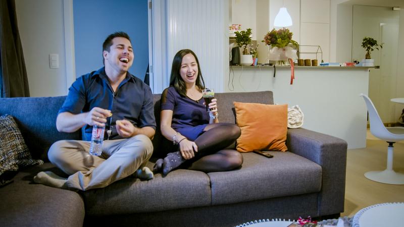 Tim en Esther